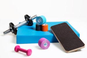 Physio und Gymnastik